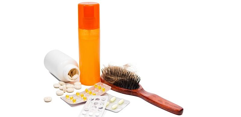 Fármacos controlados para evitar la caída del pelo