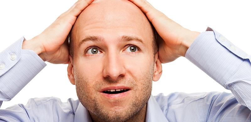 ¿Duele perder el cabello?