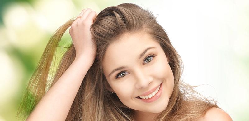Vitaminas y minerales para un cabello sano