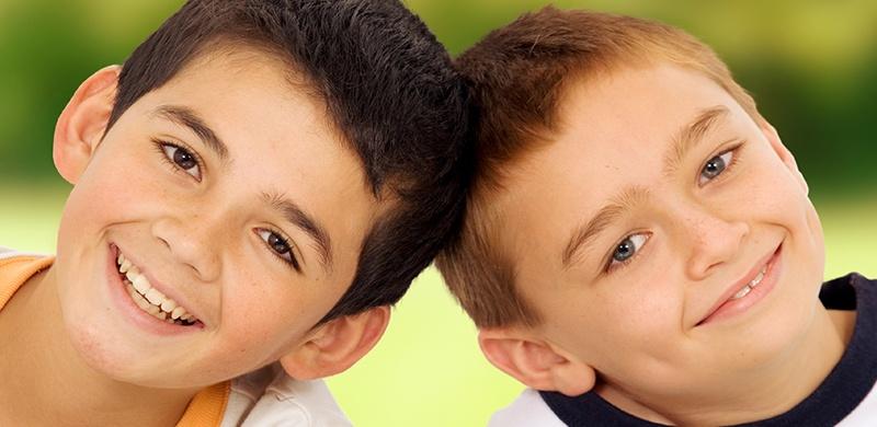 La calvicie en los niños y adolescentes