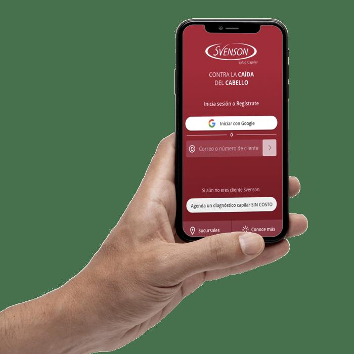Svenson app